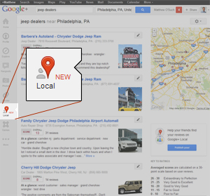 Google Places Local